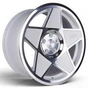 3SDM Wheels 0.05 White Cut