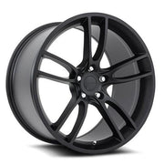 MRR Wheels M600 Matte Black