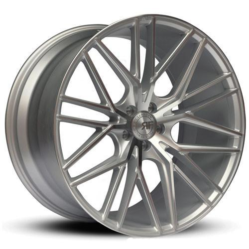 Road Force Wheels RF13 Silver Polished