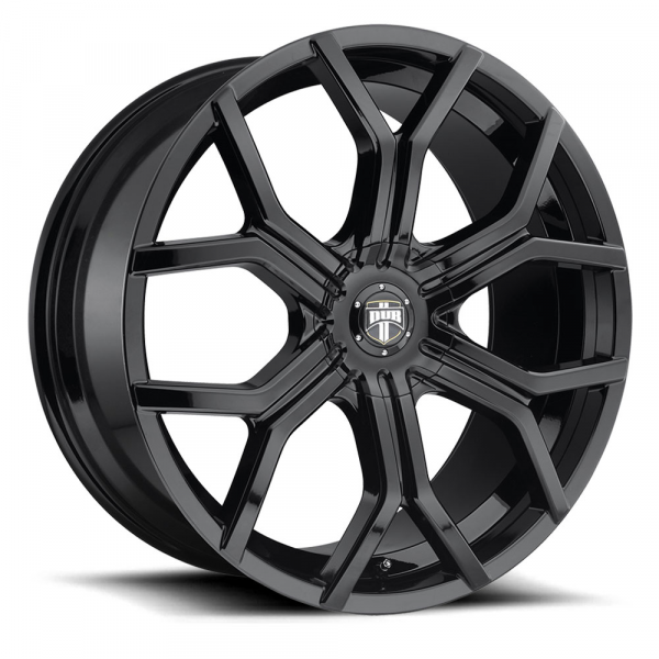 Dub Wheels Royalty Gloss Black