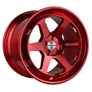 Klutch Wheels SLC02 Galaxy Red