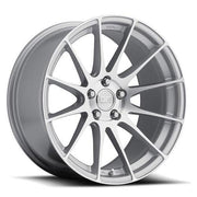 MRR Wheels GF6 Silver Machined Face