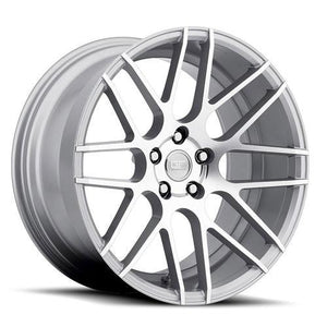 MRR Wheels GF7 Silver Machined Face