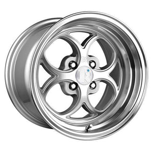 Klutch Wheels SL2 Silver Machined