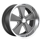 US Mags Wheels Roadster Anthracite Polished Lip