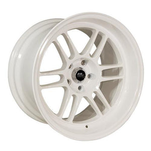 MST Wheels Suzuka Alpine White