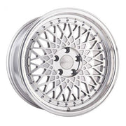 Avant Garde Wheels M220 Silver Machined