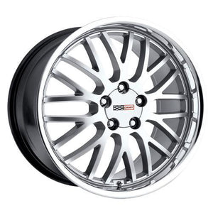 Cray Wheels Manta Hyper Silver Mirror Lip