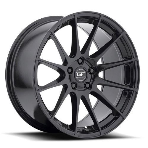 MRR Wheels GF6 Gloss Black