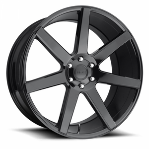 Dub Wheels Future Gloss Black
