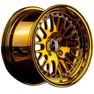JNC Wheels JNC001 Gold Chrome
