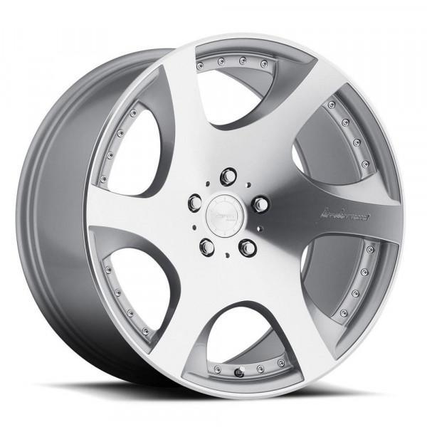 MRR Wheels VP3 Silver Machined Face