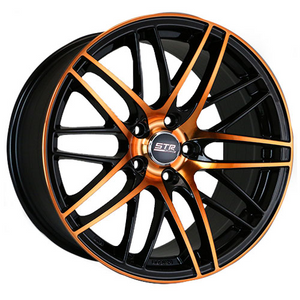 STR Wheels STR511 Magic Copper
