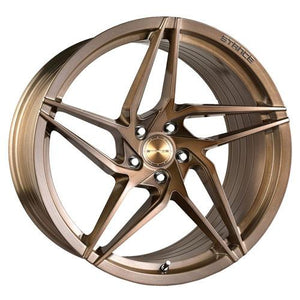 Stance Wheels SF04 Brush Bronze