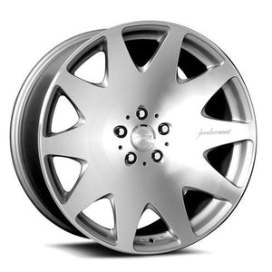 MRR Wheels HR3 Silver Machined Face