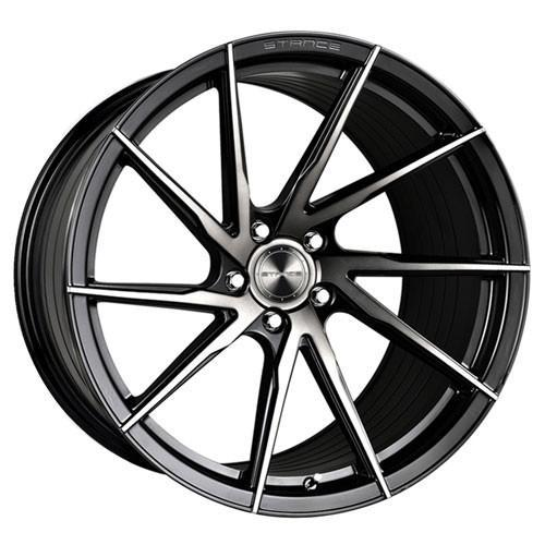 Stance Wheels SF01 Gloss Black Tinted Face