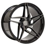 Stance Wheels SF04 Gloss Black Tinted Face