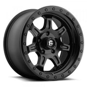 Fuel Off Road Wheels JM2 Matte Black