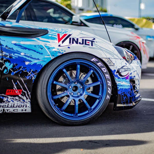 Bavar Racing Wheels BV03 Gloss Bayside Blue
