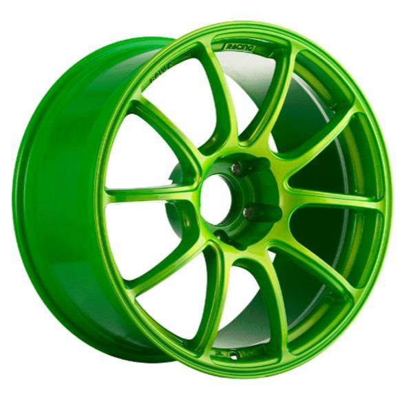 Bavar Racing Wheels BV02 Racing Green