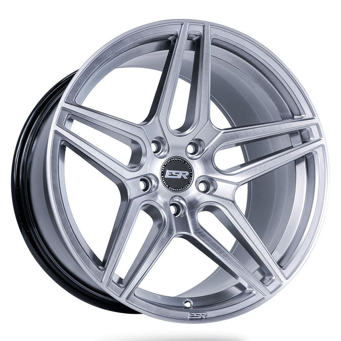 ESR Wheels RF15 Brushed Hyper Silver