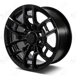 Toyota Wheels F156 17x8 6x139.7 Matte Black fit 4Runner FJ Cruiser Sequoia Tacoma TRD Style
