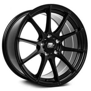 MST Wheels MT44 Matte Black
