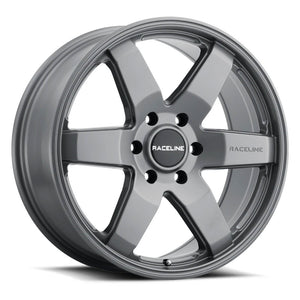 Raceline Wheels Addict Greystone