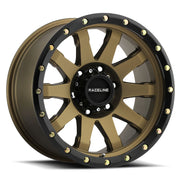 Raceline Wheels Clutch Bronze