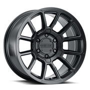 Raceline Wheels Gauge Satin Black