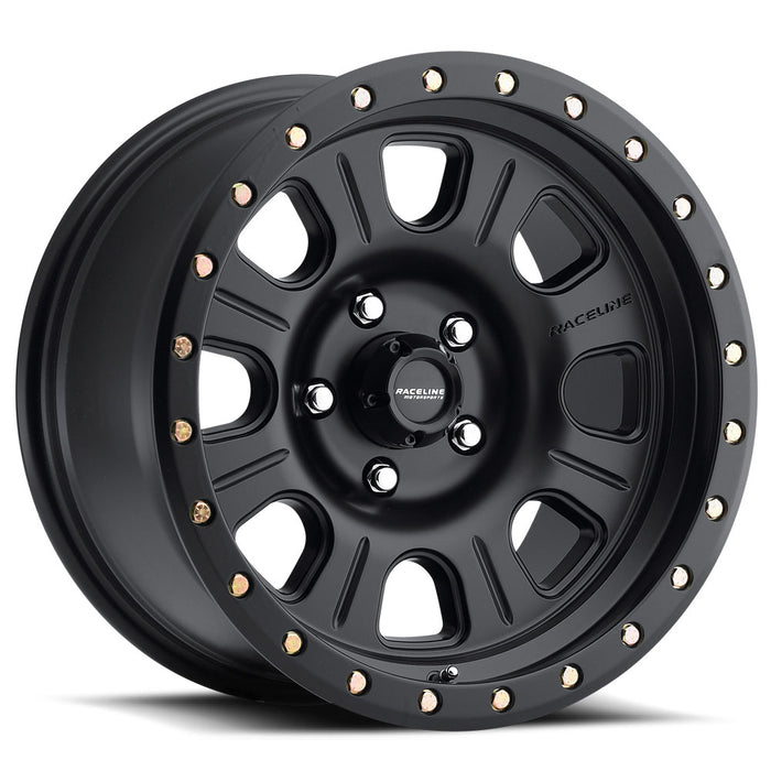 Raceline Wheels Monster Black