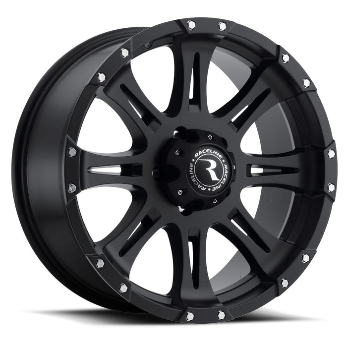 Raceline Wheels Raptor Black