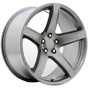 Chrysler Wheels V1185 20x10 5x127 Matte Vapor fit  Pacifica Hellcat Style