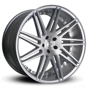 Road Force Wheels RF11 Silver Brush Face