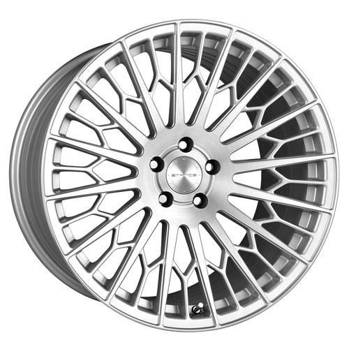Stance Wheels SF02 Brush Silver