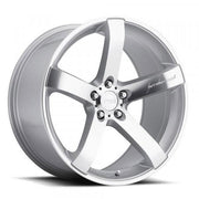 MRR Wheels VP5 Silver Machined Face