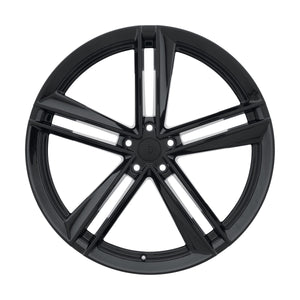 OHM Wheels Lightning Gloss Black