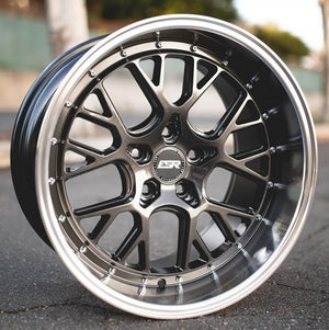 ESR Wheels CS11 Graphite Machine Lip