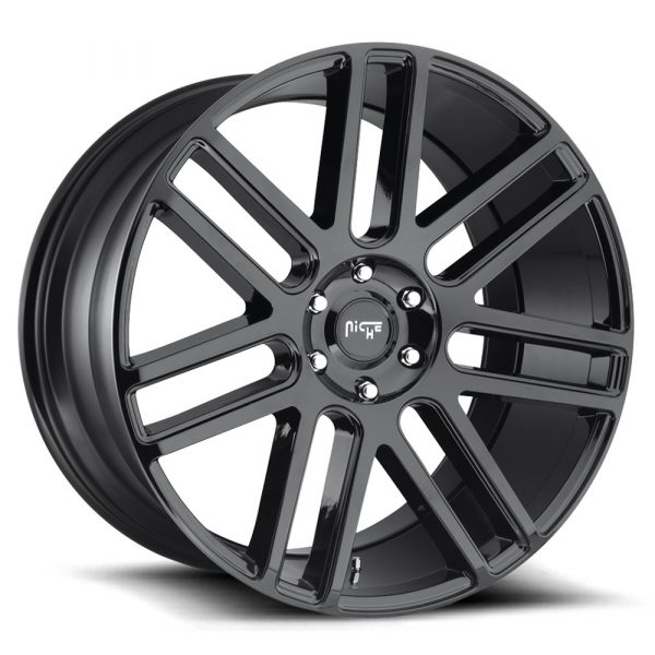 Niche Wheels Elan Gloss Black
