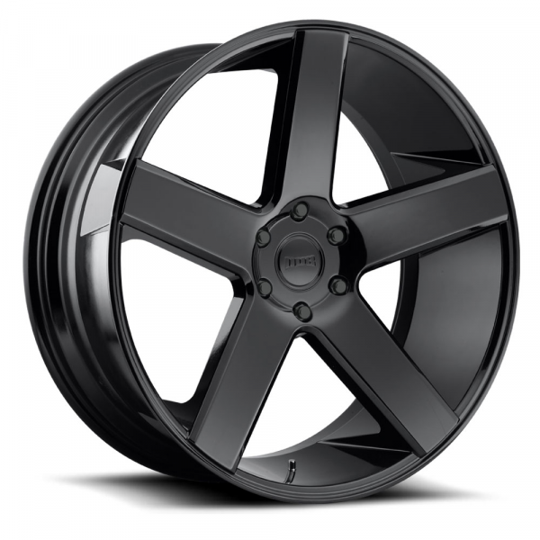 Dub Wheels Baller Gloss Black