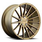 Niche Wheels Form Bronze