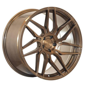 Rohana Wheels RFX7 Brushed Bronze