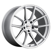 Cray Wheels Spider Silver Mirror Cut Face