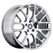 Beyern Wheels Spartan Chrome