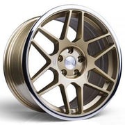 3SDM Wheels 0.09 Gold Mirror Lip