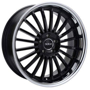 XIX Wheels X59 Black Stainless Steel Lip
