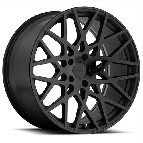 TSW Wheels Vale Double Black Gloss Black Face