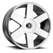 Dub Wheels Baller 6 Chrome