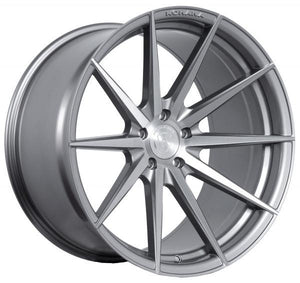Rohana Wheels RFX1 Brushed Titanium
