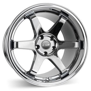 ESR Wheels SR07 Vacuum Black Chrome